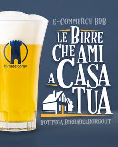 Birra del Borgo e-commerce