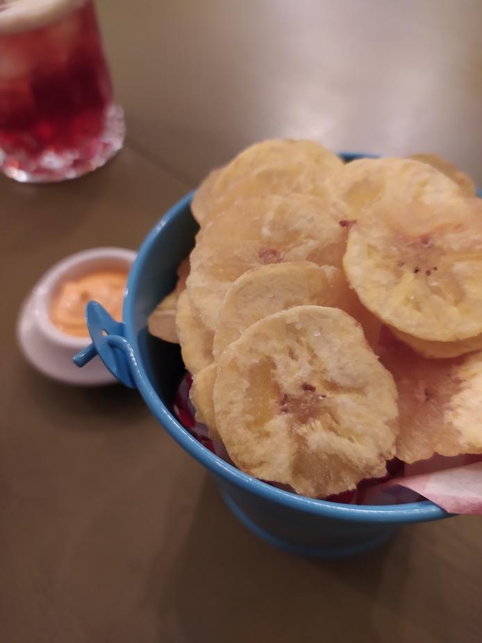 chips di platano carnal