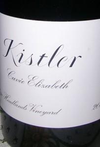 Cuvée Elizabeth 2006 Kistler