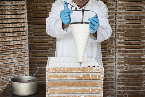 Produzione confetti Mucci