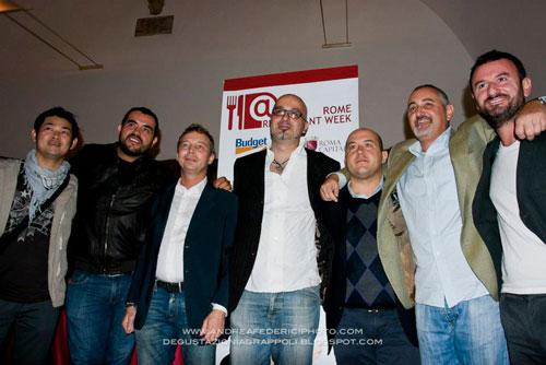 Rome Restaurant Week 2012