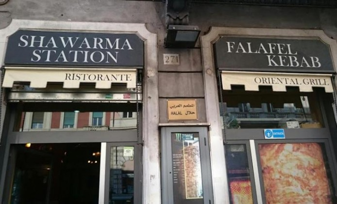 Shawarma-Station