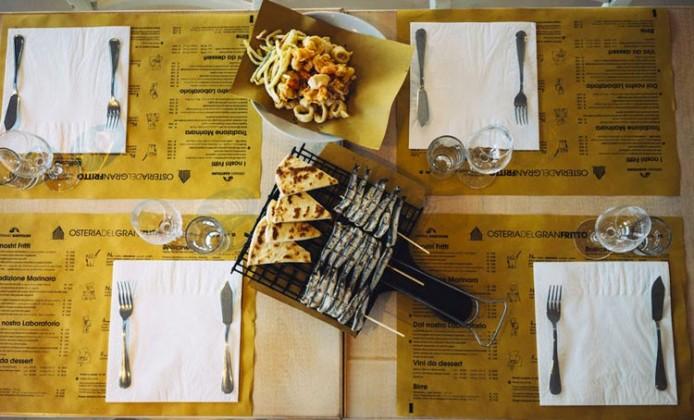osteria del gran fritto milano-marittima