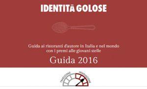 Guida Ristoranti 2016 di Identità Golose