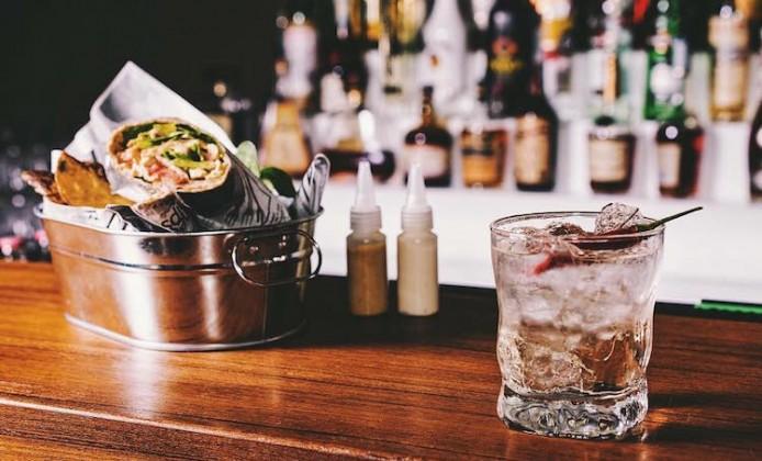 cocktail cucina dow jones roma