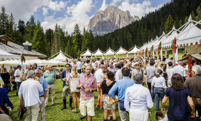 Cortina summer party