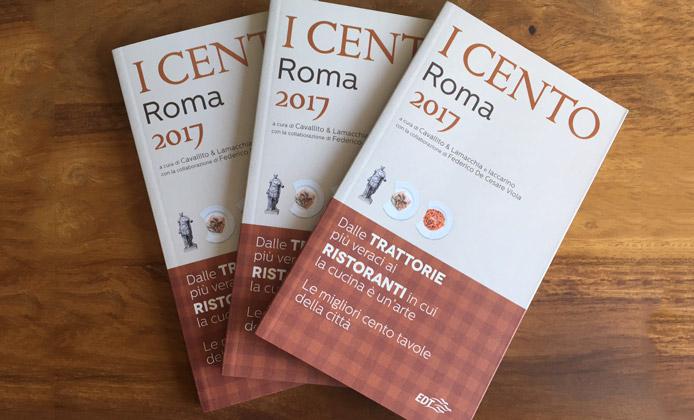 i cento di roma 2017