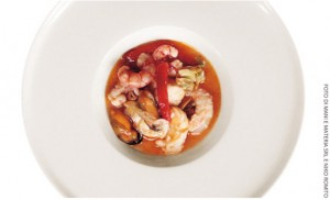 zuppa di pesce niko romito