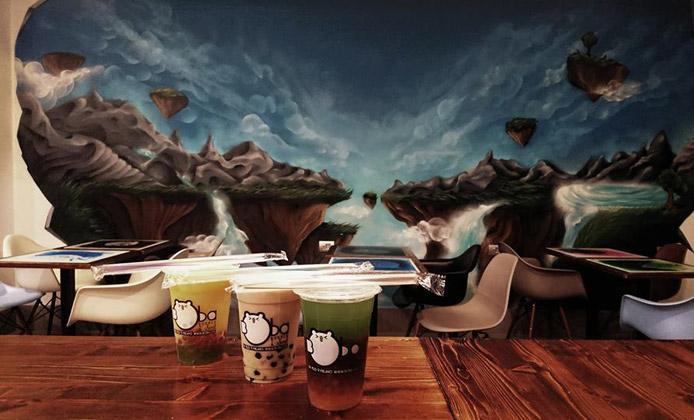 Boba Milano Bubble Tea & Coffee