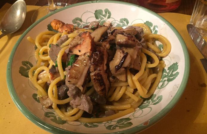 SantoPalato Spaghettoni