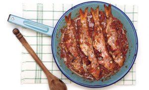 ricette estive di pesce