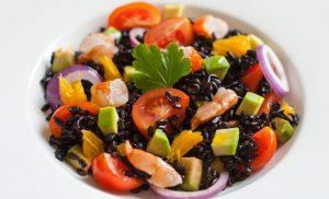 ricetta Insalata di riso estiva