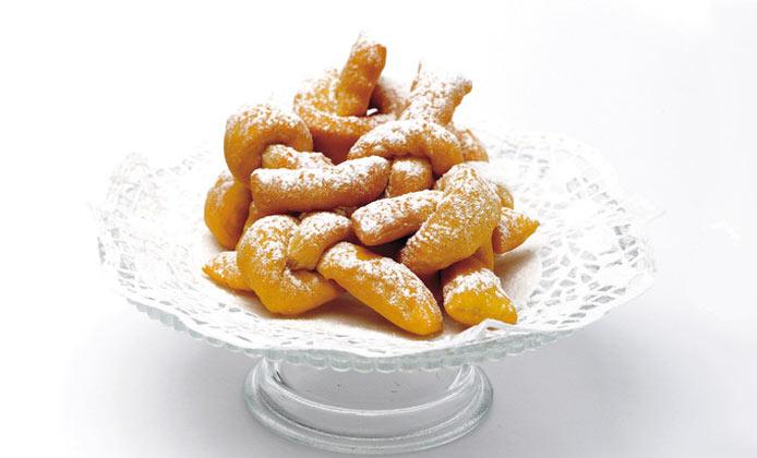 dolci di carnevale fritti nodini