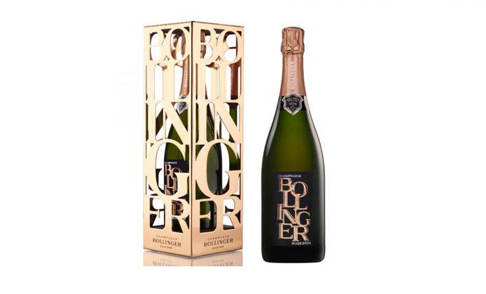 Bollinger Rosé 2006 Limited Edition