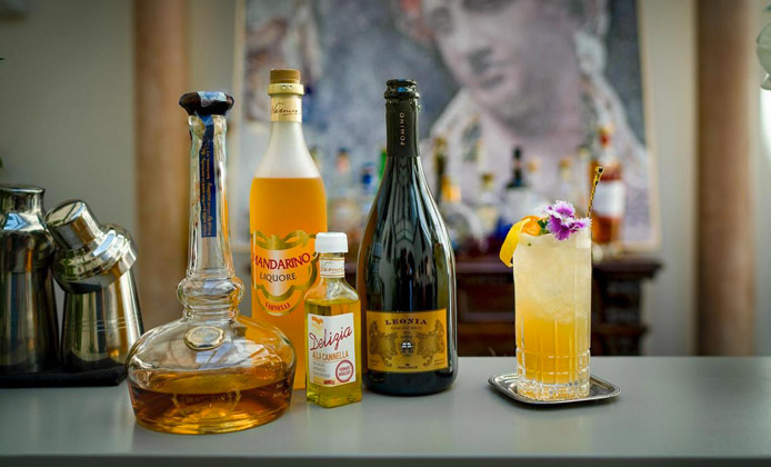 Ricetta cocktail Orient Express Punch di Lorenzo Aiosa