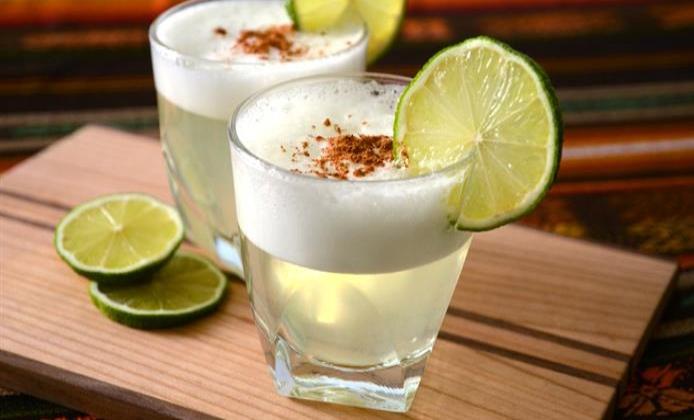 Il distillato delle Ande in degustazione