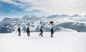 ALTISSIMO – The Dolomites' Most Exclusive Brunch