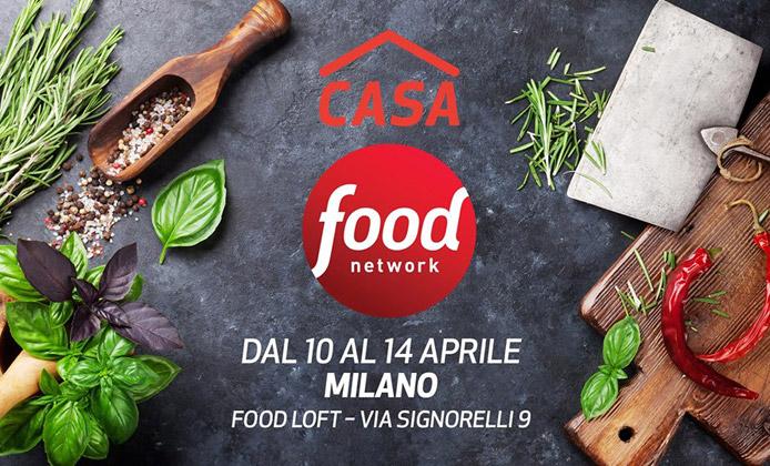 Casa Food Network