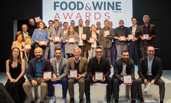 premiati Food&Wine Italia Awards